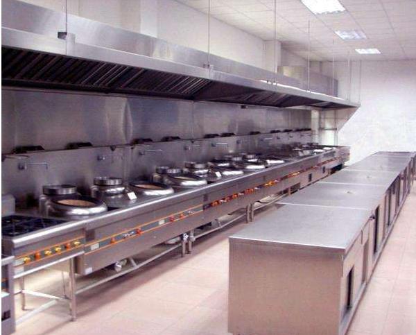 厨房位置选择的注意事项